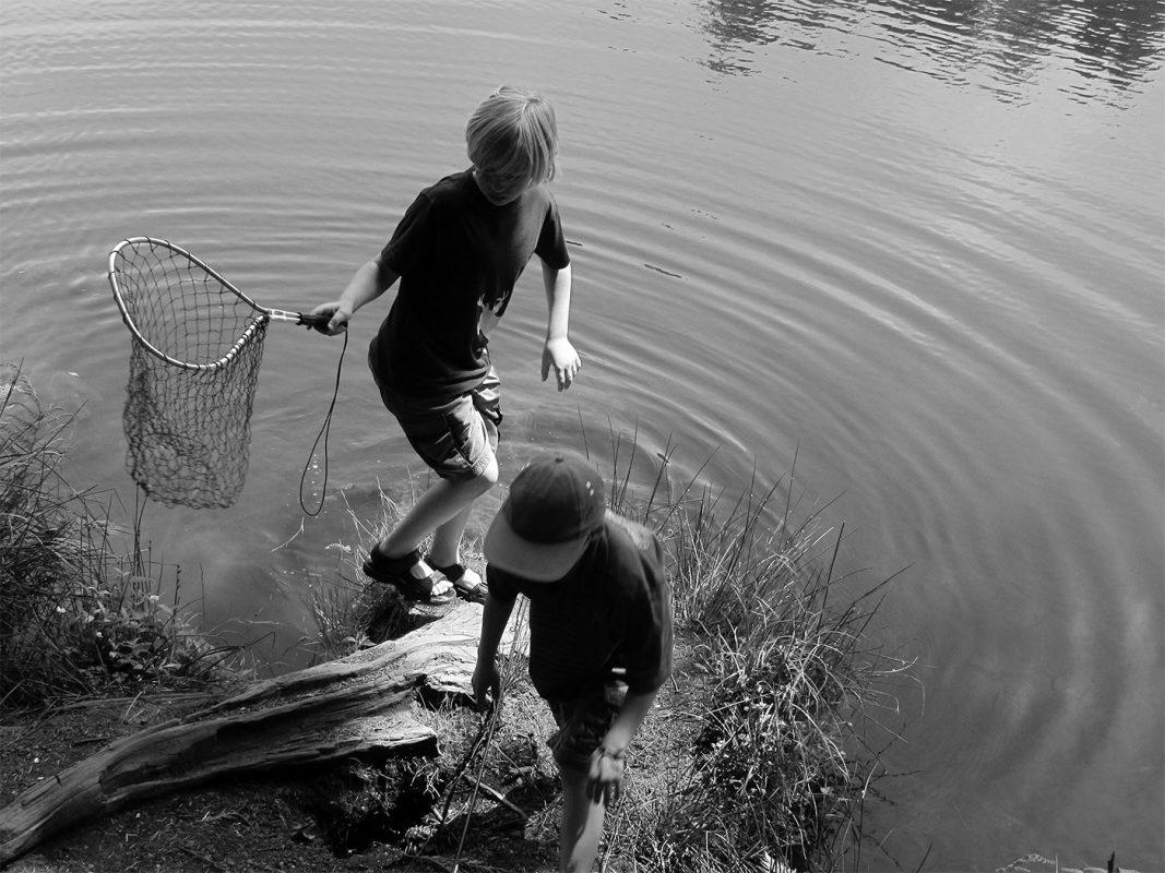 Swamp Boy - Photo by Gerry Thomasen