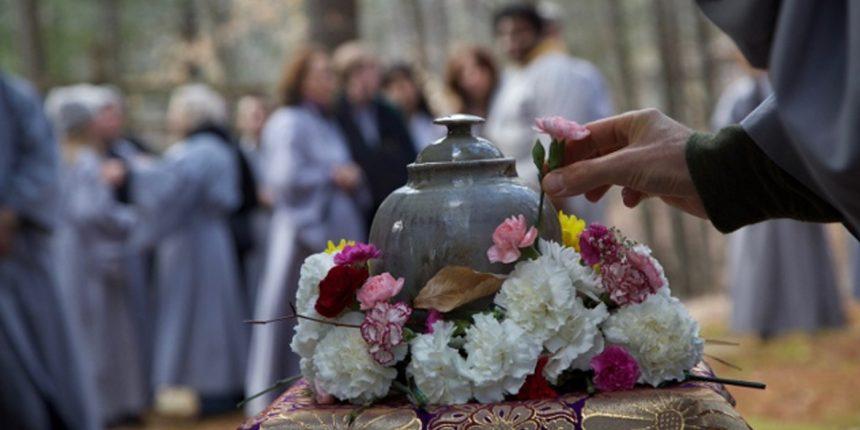 Funeral Service for Mujaku Senjin