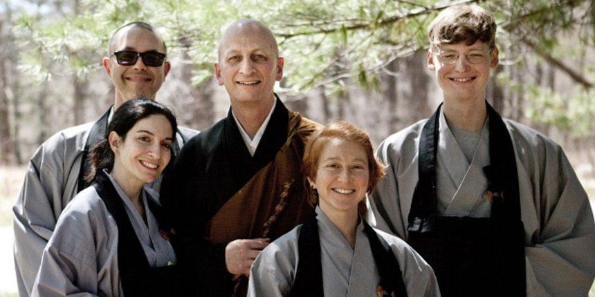 Four MRO Students Receive Jukai