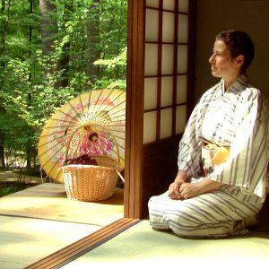 teahouse dedication-Yushin 1